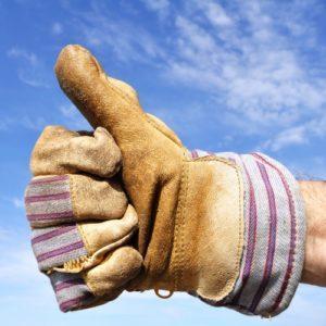 gants de securite collaborateur conducteur