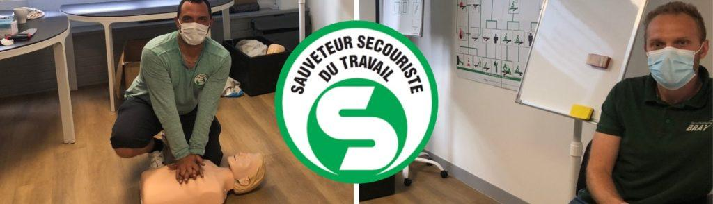 SST, Sauveteur secouriste du travail